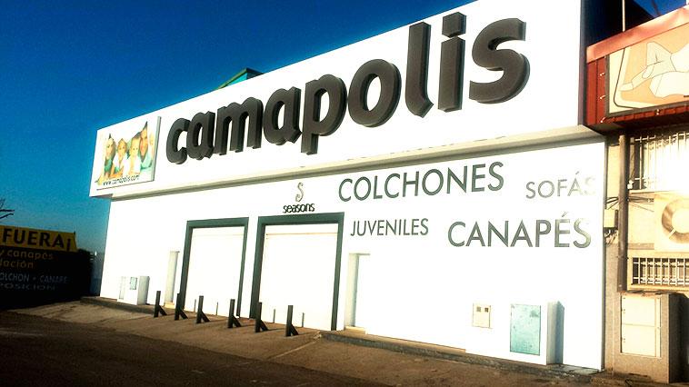 Colchonería en Ajalvir - Camapolis