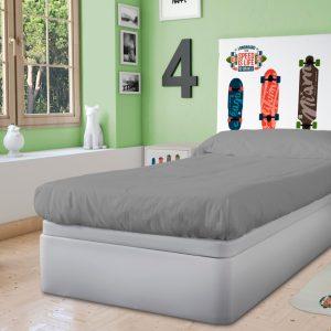 Cabecero tapizado juvenil camapolis modelo 135