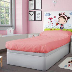 Cabecero tapizado juvenilcamapolis model 136