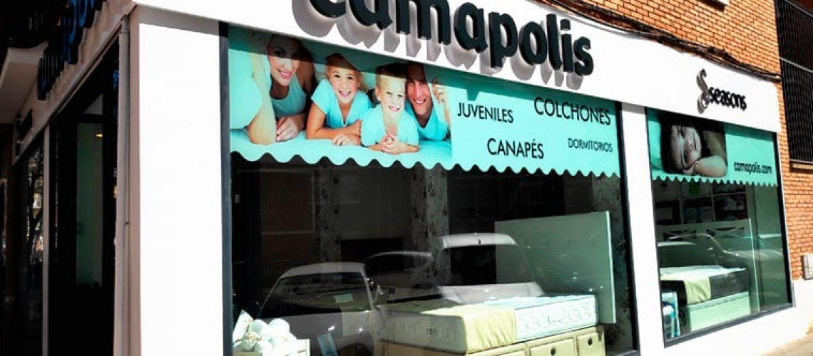 Colchonería en Alcalá de Henares - Camapolis