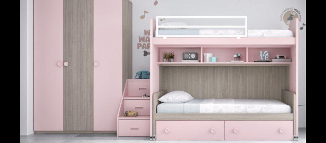 Decorar una habitación juvenil